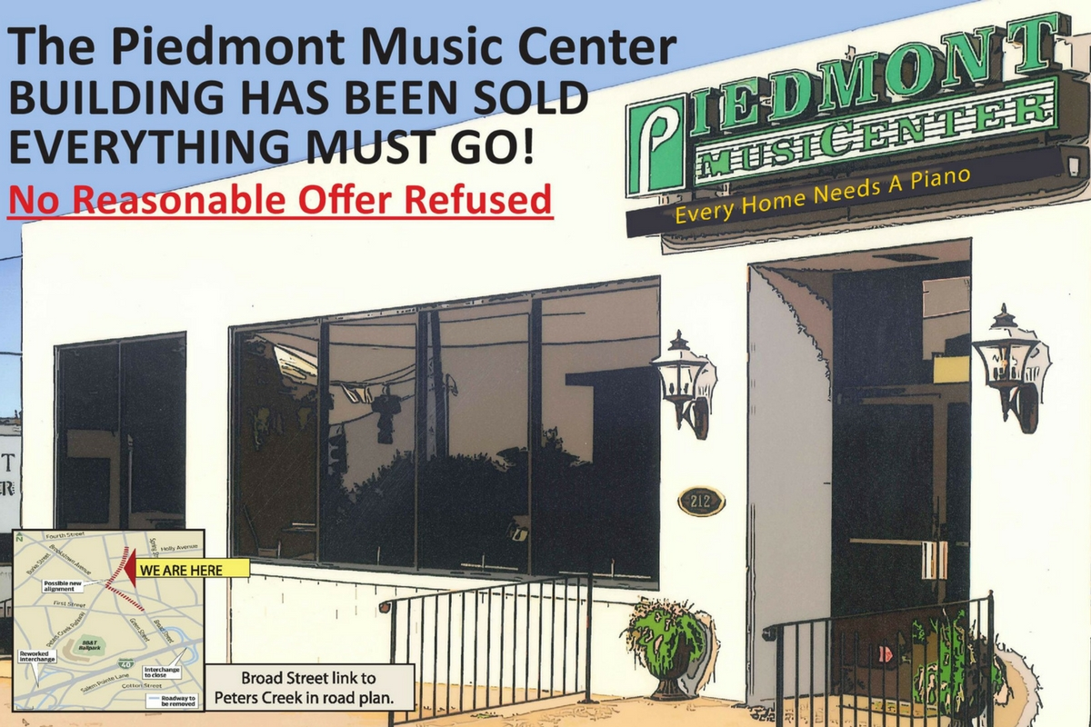 Piedmont Music Center