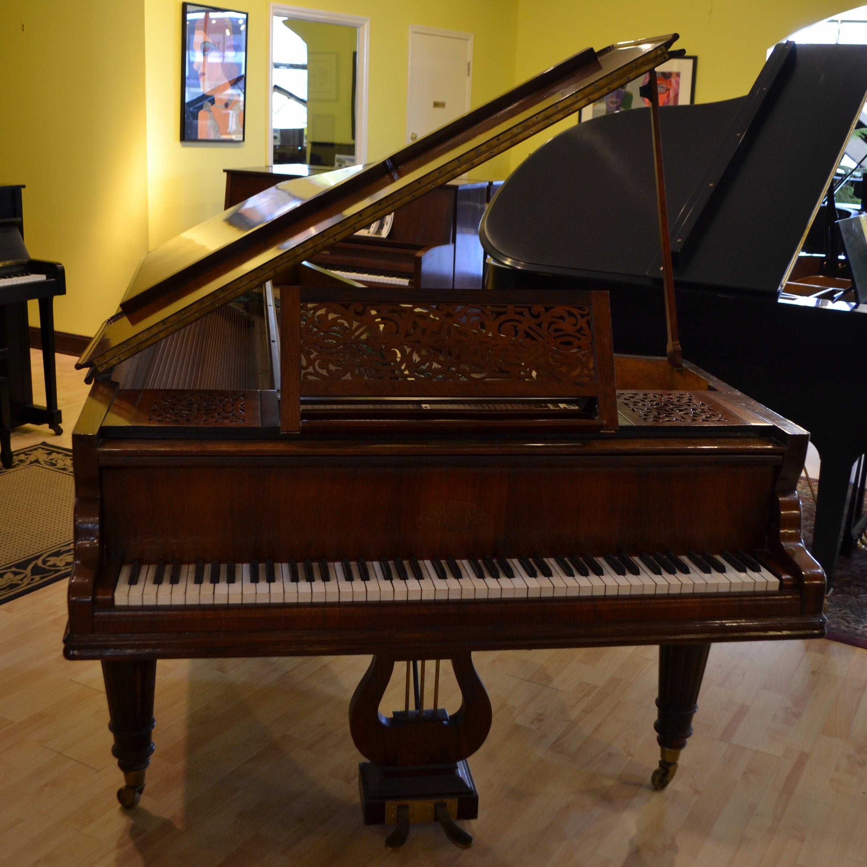 Vintage, Rare, and Collectible Pianos – Piedmont Music Center